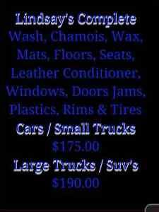 Lindsay's Professional Auto detailing.  Kingston Kingston Area image 5