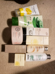 Korean skincare lot and sheet masks - open to offers