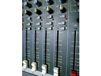 SPIRIT LIVE Mixing desk / Mixer