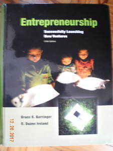Entrepreneurship: Successfully Launching New Ventures (5th EDT)