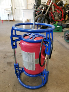 Motion pro tire change stand