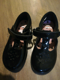 CLARKS shoes worth £30 for- girl/baby/kids/school shoes trainers pumps
