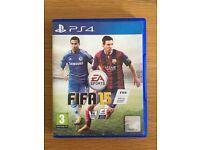 PlayStation 4 Fifa 14 & 15