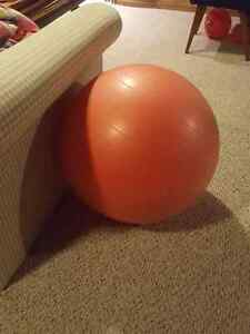 Big exercise ball