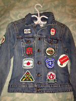 2012 OFFICIAL HBC CANADA LONDOn SUMMER OLYMPICS JACKET NEW