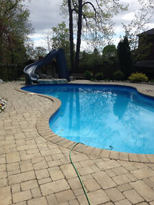 POOL Painting and repair concrete Commercial and Residential Kitchener / Waterloo Kitchener Area image 10