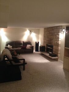 Country Living Basement Suite for Rent