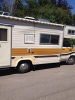 SWEET MOTOR HOME FOR SALE