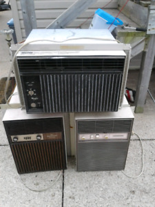 Air conditioners  reduced 100 each