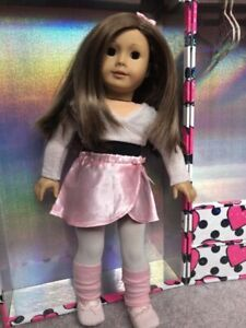 Pretty Plie ballet outfit for 18 inch doll