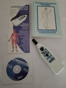 ACUHEALTH PRO 900  ACUPUNCTURE WITHOUT NEEDLES