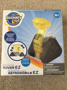 Remote Control Build Your Own Rover