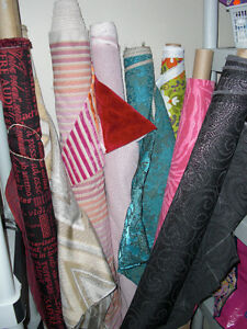 TONS OF FABRIC FOR SALE