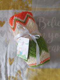 Baby Bright Blanket