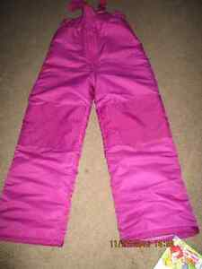 Girl's snowpants, excellent condition London Ontario image 1