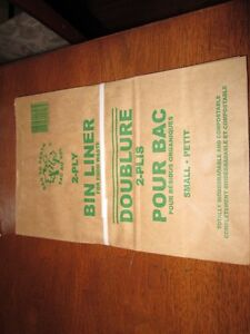 Kitchen bin liners for compostables (small) Kitchener / Waterloo Kitchener Area image 4