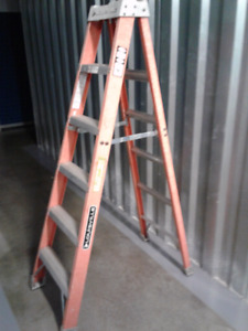 6ft painters ladder Louisville with extension poles