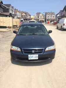99' Honda Accord-EX (fully loaded) Sedan & Etested Sold as is!