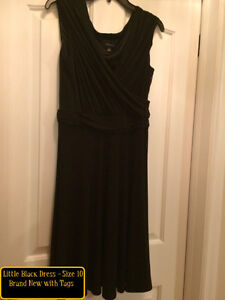 *** New with Tags *** Gorgeous Little Black Dress