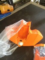 KTM atv fender kit