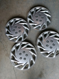 4 - 16 inch hubcap covers