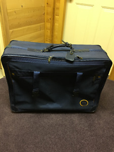 Suitcase - full sized soft sided.  Like new condition. Clean.
