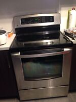 URGENT - Four LG stainless steel