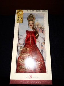 Barbie- Dolls of the World 7-Princess of  Imperial Russian Court