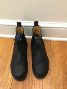 Blundstone Black Unisex Boots - Women's Size 9.5/Men's Size 7.5