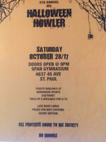 5th Annual Halloween Howler for M.S