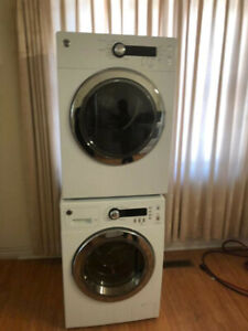 GE 24 inches Washer And Dryer set For Sale