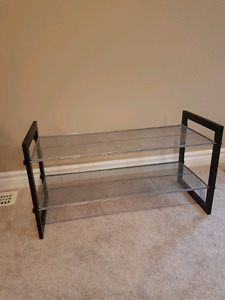 Entertainment/DVD Stands ($20 for two )