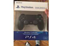 Brand new ps4 version 2 controller