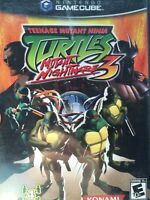 Tmnt 3 mutant nightmare. GameCube