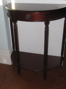 Elegant Night Stand/ Hall Table