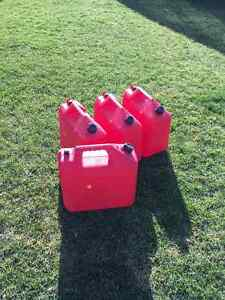 25L Wedco Fuel Jerry Cans