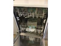 Ariston White Dishwasher,