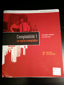 Le cycle comptable
