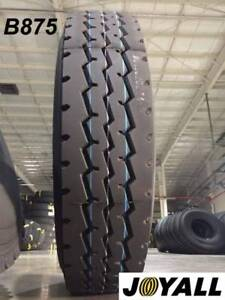 11R22.5 B875 All position Joyall premium Truck tire manufacturer Perth Perth City Area Preview