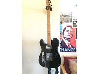 Left handed Fender Custom Telecaster