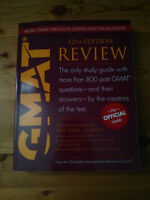 The official GMAT REVIEW - 12th Edition