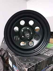 Mags Steel wheels Pro-Comp 17'' pick-up jeep