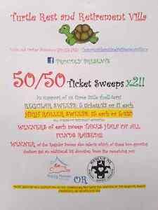 50/50 Tickets!!