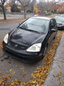 2003 Honda Civic EP3 SIR Hatchback