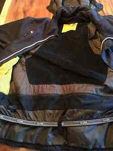 Manteau de ski / d'hiver Orage Noir XL