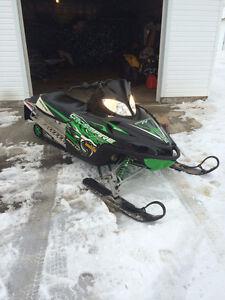 2009 Arctic Cat Crossfire 800R