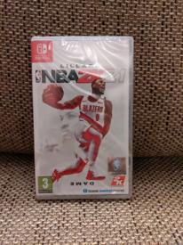 NBA 2K21 Basketball game Nintendo Switch NEW SEALED