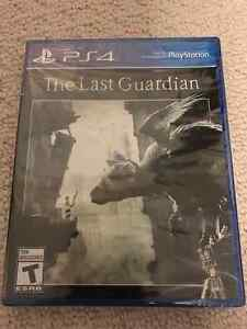 The Last Guardian PS4 Brand New