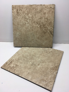 Porcelain Floor Tiles 13 x 13 inches - all new, unused