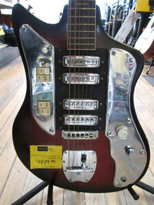"Teisco Kawai S ""M.I.J."" Hound Dog Taylor For Sale At Nearly New"